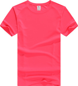 ZZGTSP Dry fit t shirt o-neck shirt all sizes 100%Polyester quick dry t-shirt