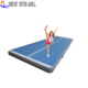 5 meters long inflatable cushion gym equipment track pad gym mat