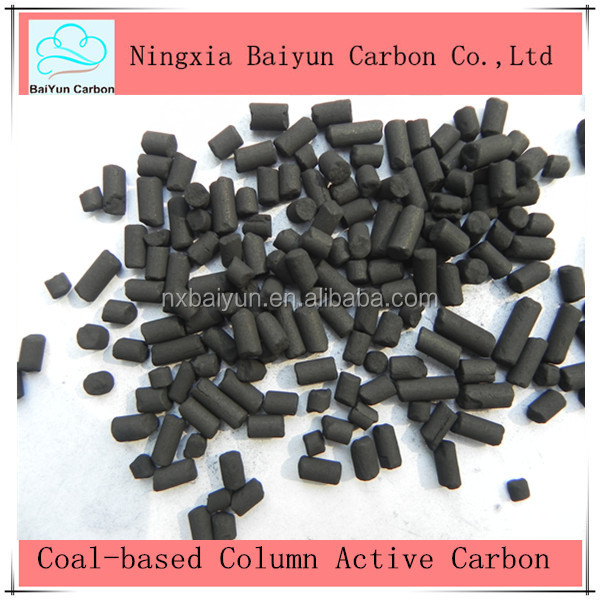 Direct Sales Coal-based Column Activated Carbon With Competitive ...