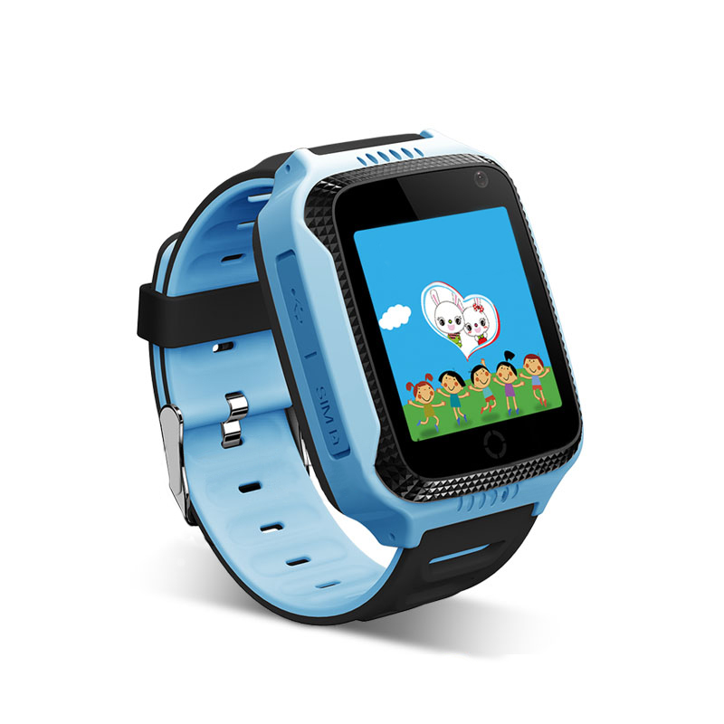 GPS Tracker GPS smart wrist Watch for Kids Children Smart Watch with SOS support