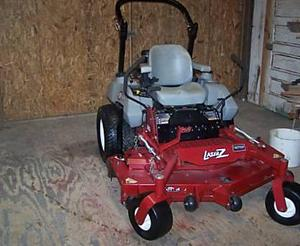 2006 Exmark 60 Lazer Z Commercial Zero Turn Lawn Mower