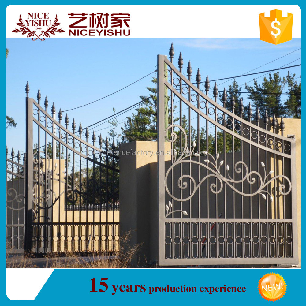 New Products Of Steel Tubular Grill Design Gate/iron Grill Window ...