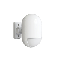 Home security usb passive infrared motion sensor, wireless pir motion sensor with USB charger (KR-P829)