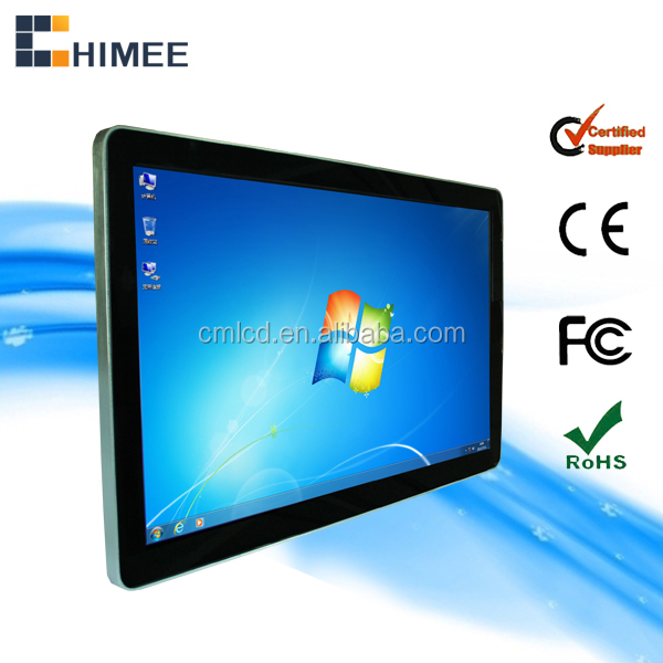 China wholesale cheap factory price 47inch Touchscreen all in one kiosk pc