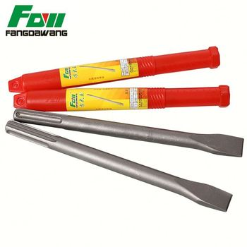cold Hex flat SDS max SDS plus shank carving chisel Drill Steel