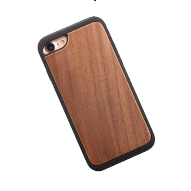 Only One Beautiful Phone Case For iPhone 8 Real Wood Case New Products