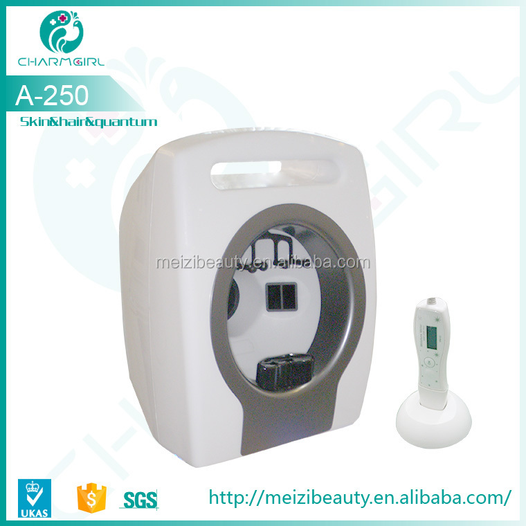 2014 Newest Portable 3D Skin Analyzer (English version software)