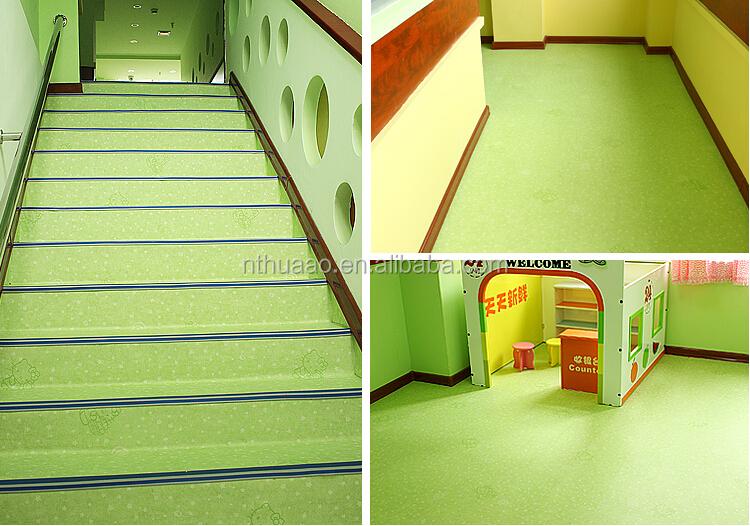 Hospital Commercial Use Homogeneous Pvc Flooring Buy Pvc