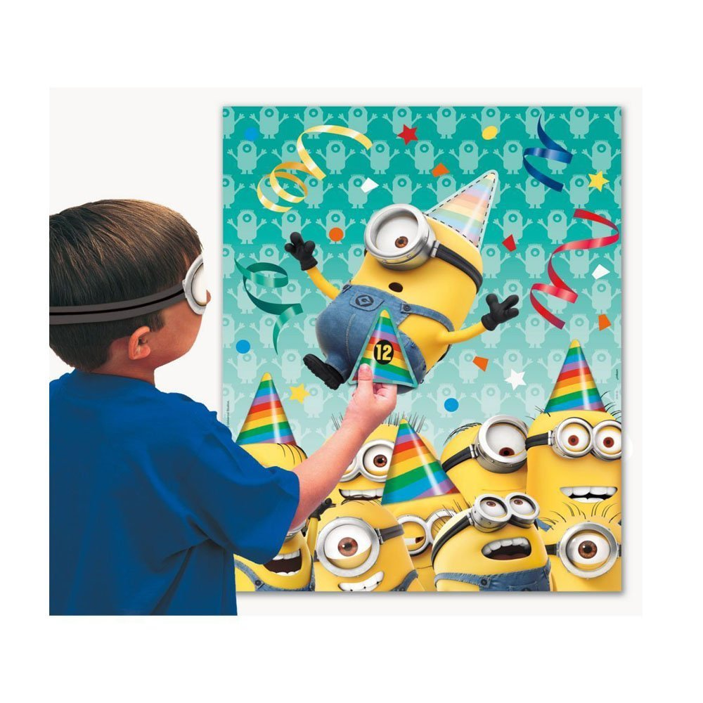 Buy Despicable Me Minions Let The Birthday Fun Begin Birthday Card