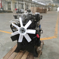 3-cylinder Inboard used 32hp marine diesel engines