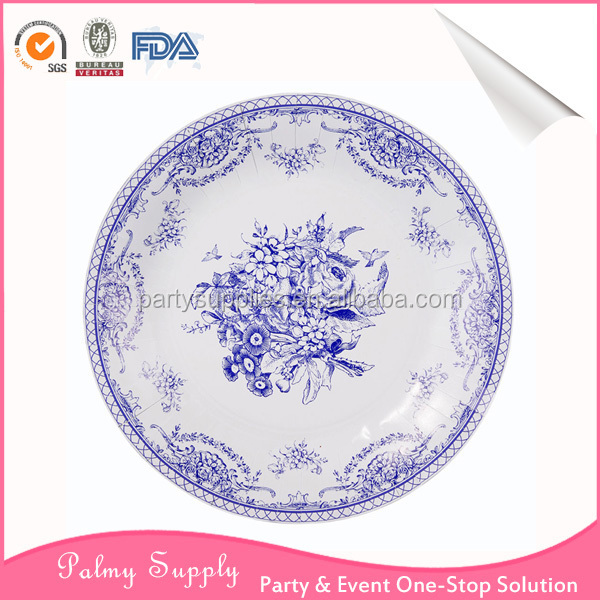 China\u0027s best Eco Friendly Design Biodegrable Paper Plates for Halloween Party Paper Plate with Printing  sc 1 st  Alibaba & China\u0027s Best Eco Friendly Design Biodegrable Paper Plates For ...