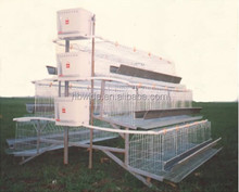 Sh-01 Chicken Cage for Layer and Broiler