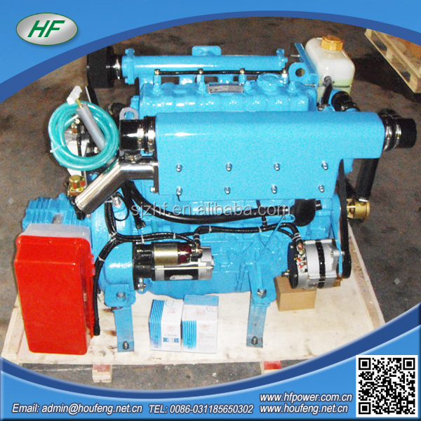 HF-490M Chinese Products Wholesale Watercooling Marine Engine