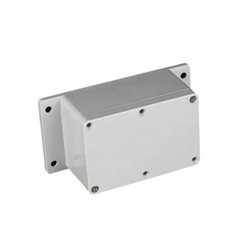 High quality ODM ABS IP68 transparent cover waterproof electrical plastic enclosure junction box