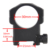 OEM Custom Tactical High Profile 31mm 1.2 Inch Mark Picatinny Weaver 30mm Scope Mount Rings