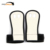2 Hole Leather Barbell Gymnastics Hand Grips For Power lifting