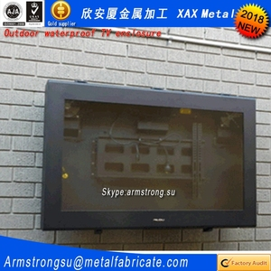 XAX378TVE waterproof ceiling mount digital window display Advertising lcd