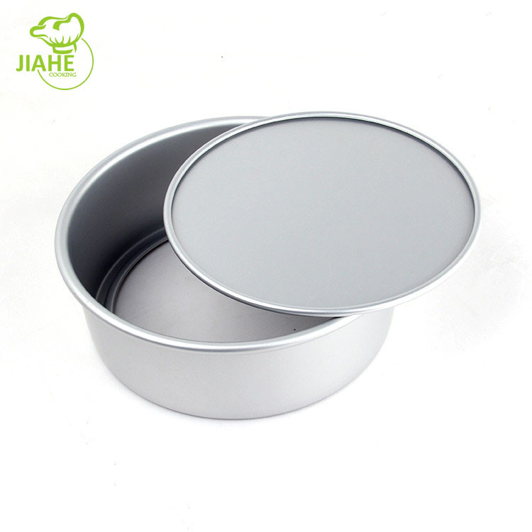 Anodized Aluminum Round Cheese Cake Pan With Removable Bottom Buy
