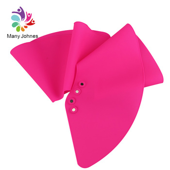 Salon Cutting Collar Stylist Magnetic Silicone Barber Cape Hair Coloring  Shawl Neck Shutter Doubtless Bay , Buy Silicone Cutting Collar,Round  Silicone