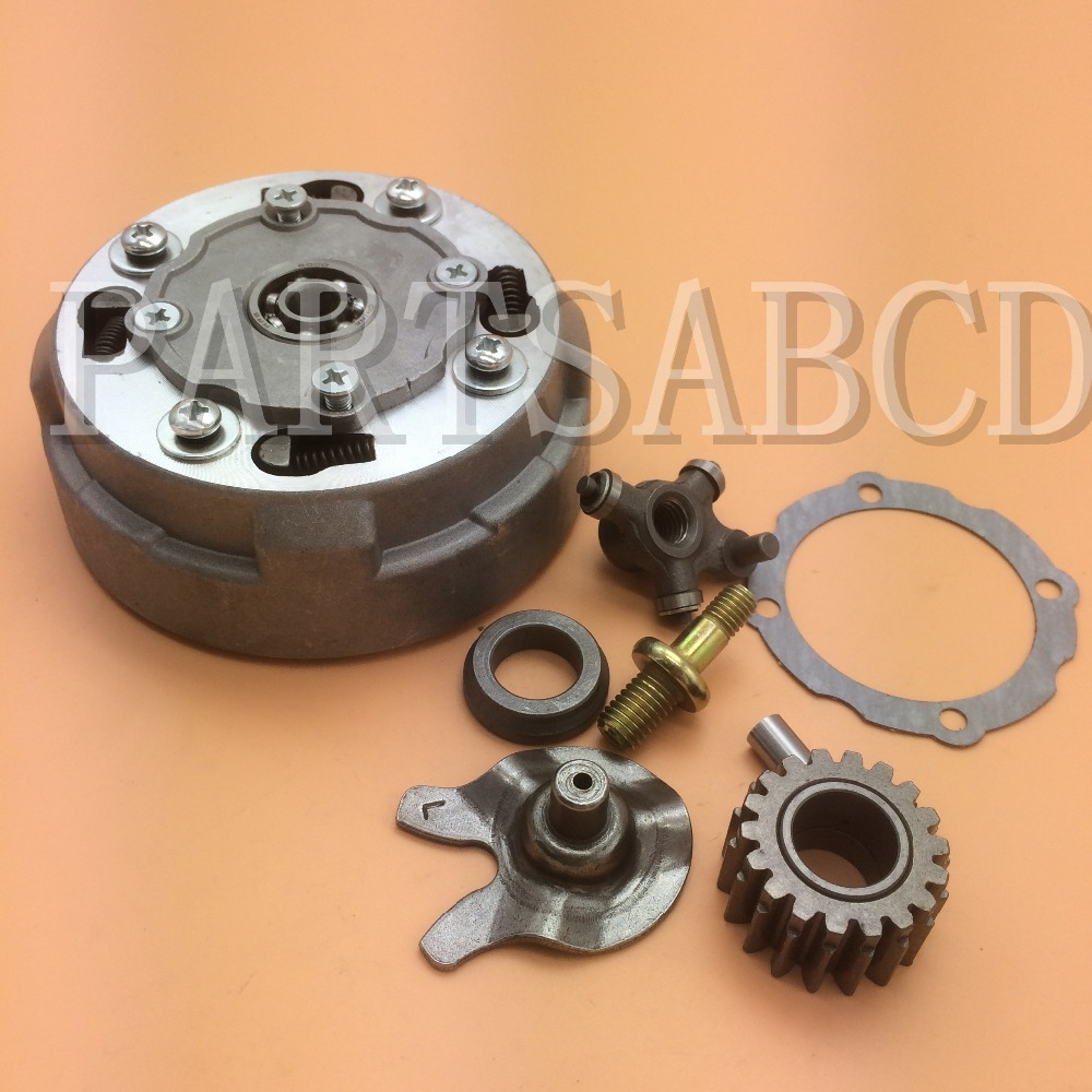 125cc Pit Bike Engine Timing