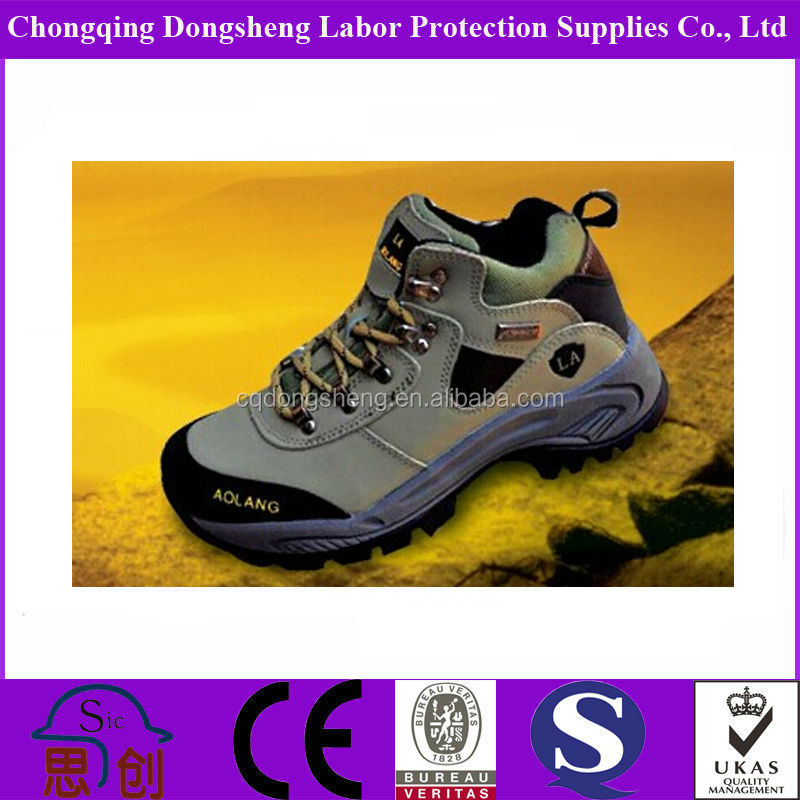 Good Performance China S3 Climbing Safety Shoes