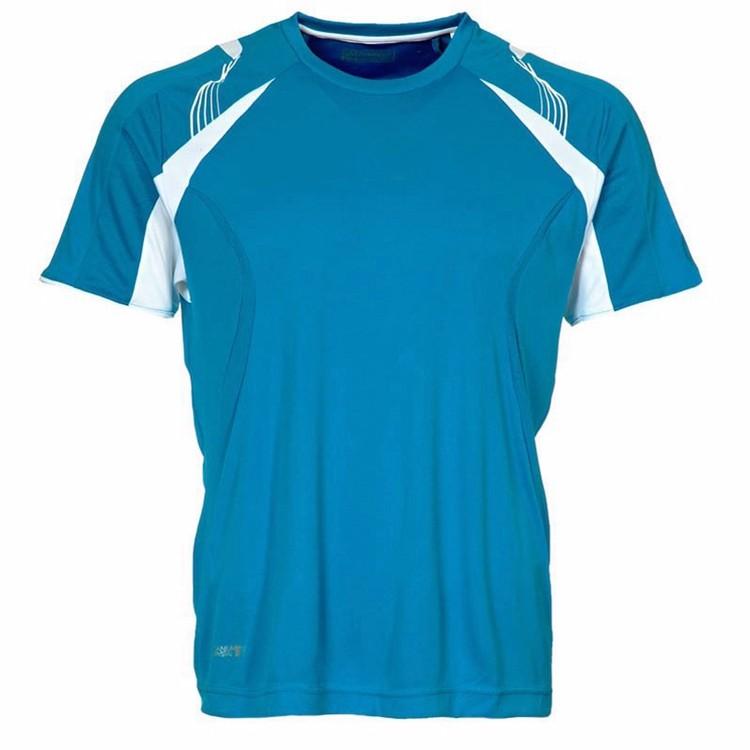 High quality custom running shirt dry fit running shirt for High quality custom shirts