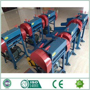 China Heavy Duty Scrap Cable Wire Stripping Machine - Buy Wire ...
