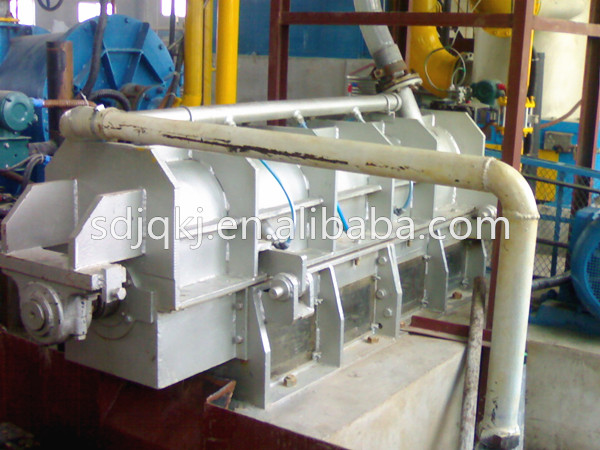 High efficiency factory price fiber recycling reject sorter tissue paper machine price