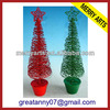 Wholesale 2014 hot style fibre optic led christmas tree light christmas tree headband