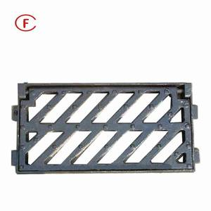 FM-M- Casting ductile iron manhole cover grating drainage frame channels,inspection chamber in drainage system