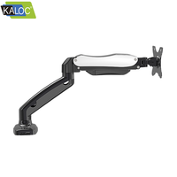 Vesa Monitor Desk Mount LCD Monitor Arm for 17-27 inch up to 6.5kg VESA 75*75mm -100*100mm