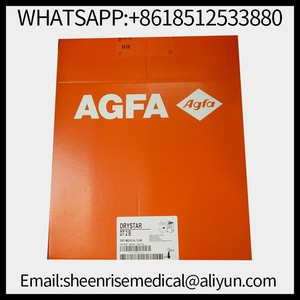 Agfa films DT 2B 14*17/medical x-ray films