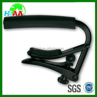 Factory price customized high quality aluminum guitar capo