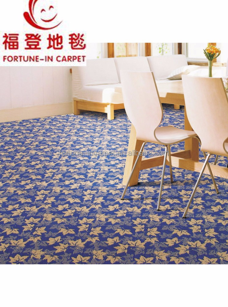 new wool floor covering wall to wall hotel and home tufted carpet