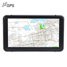 7 Inch HD Car GPS Navigation gps tracking vehicle tracking device car gps navigation with wireless rearview camera