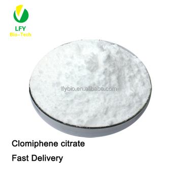Best price raw powder Clomiphene citrate/Clomifene citrate/Clomid, View  Clomid, LFY Product Details from Wuhan LFY Bio-Tech Co , Ltd  on Alibaba com