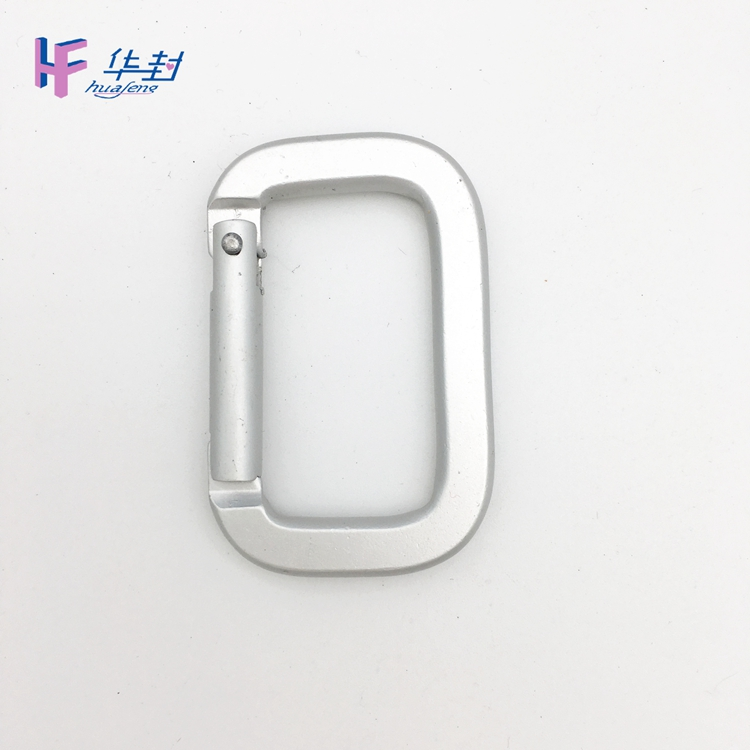 Latest Style Camping Clip Aluminum Hiking Carabiner
