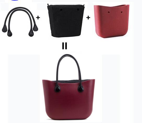 Whole Italian Brand Eva T O M Bag Women Handbags Las Beach With Pockets