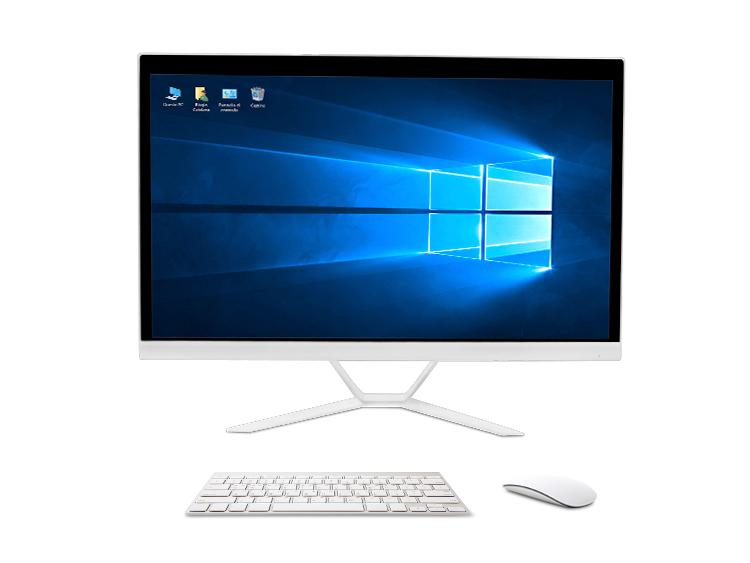 Office desktop computer J1900 4GB RAM 500GB 21.5 inch all in one pc