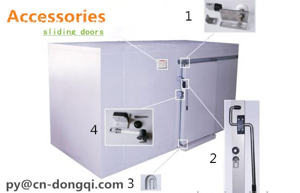 New design commercial cold rooms for wholesales