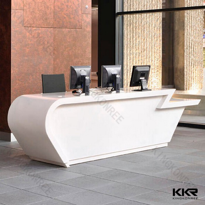 Small Round Reception Desk Front Desk Counter Design Buy
