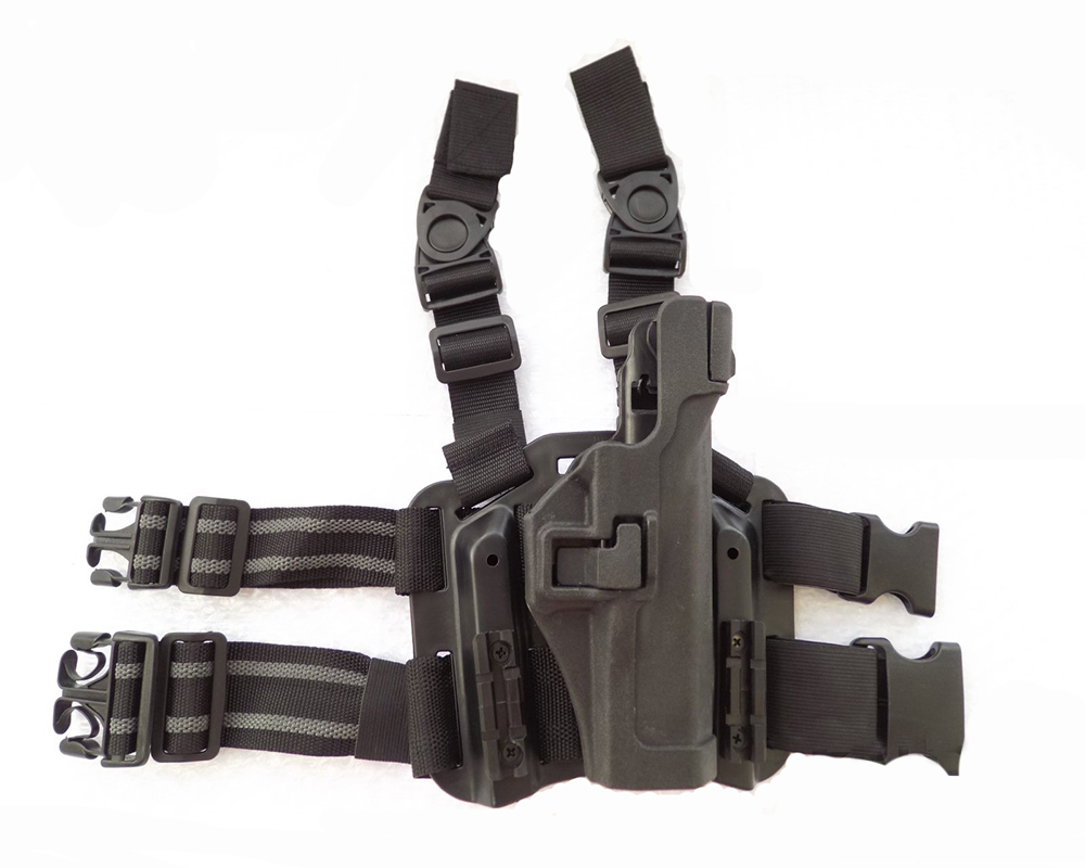 Tactical Airsoft Pistol Hunting holster Military Gun Leg Holster For GLOCK