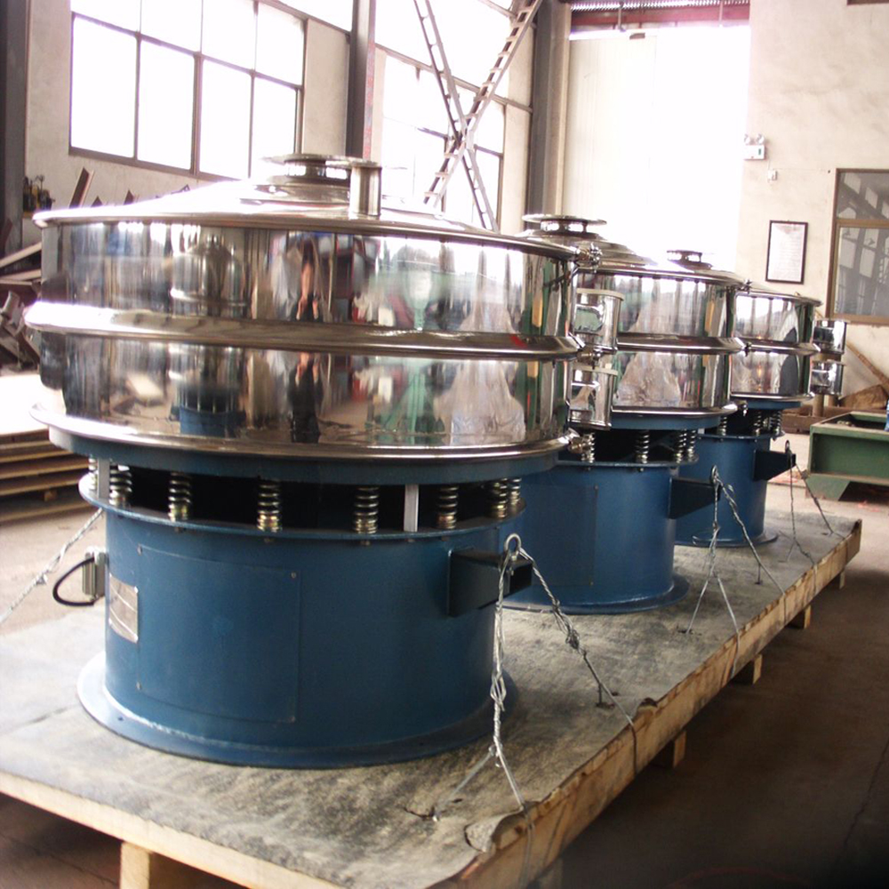 Vibrating Screen Sieve Machine With Competitive Price