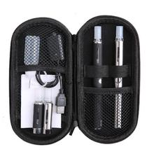 Cheap Cost EVOD MT3 Double Set Starter Kit 650 900mah 1100 Mah Vaporizer Pen EVOD Pack Zipper Case Dual EVOD Packs