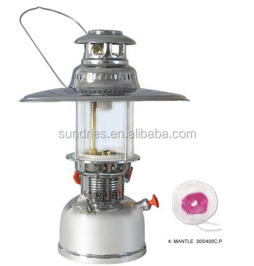 30 pièces lampe à gaz manteau de pêche camp de carburant lanterne kérosène