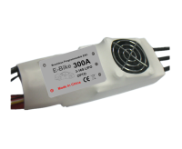 Fan cooling Brushless ESC HV 16s 300A For Ebike motor