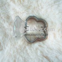 Decoration Gift Crystal Napkin Ring / Wedding Favors