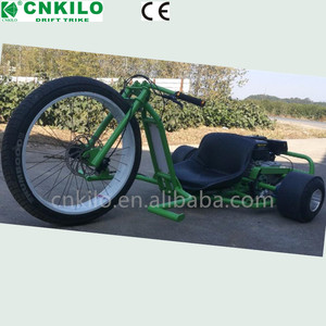 Fashion New Off Road Motorized Drift Trike 212cc made in China with  CE,EPA,EEC