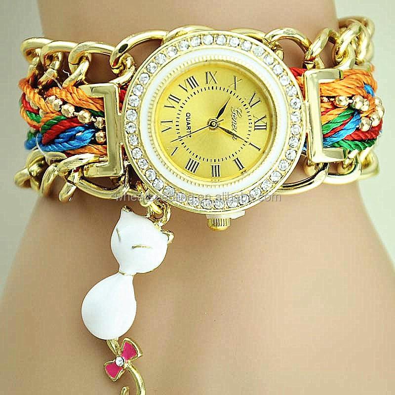 2b5b446eb2edd الصين مورد الحرة الساعة ساعة يد سيدة أزياء، الساعات الرخيصة، اسوارة ...