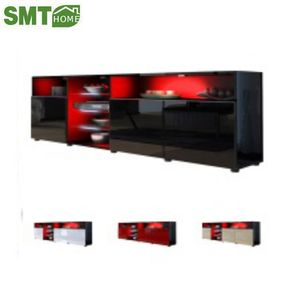 Beautiful led tv stand all color PB with cheap price hang wall for sale
